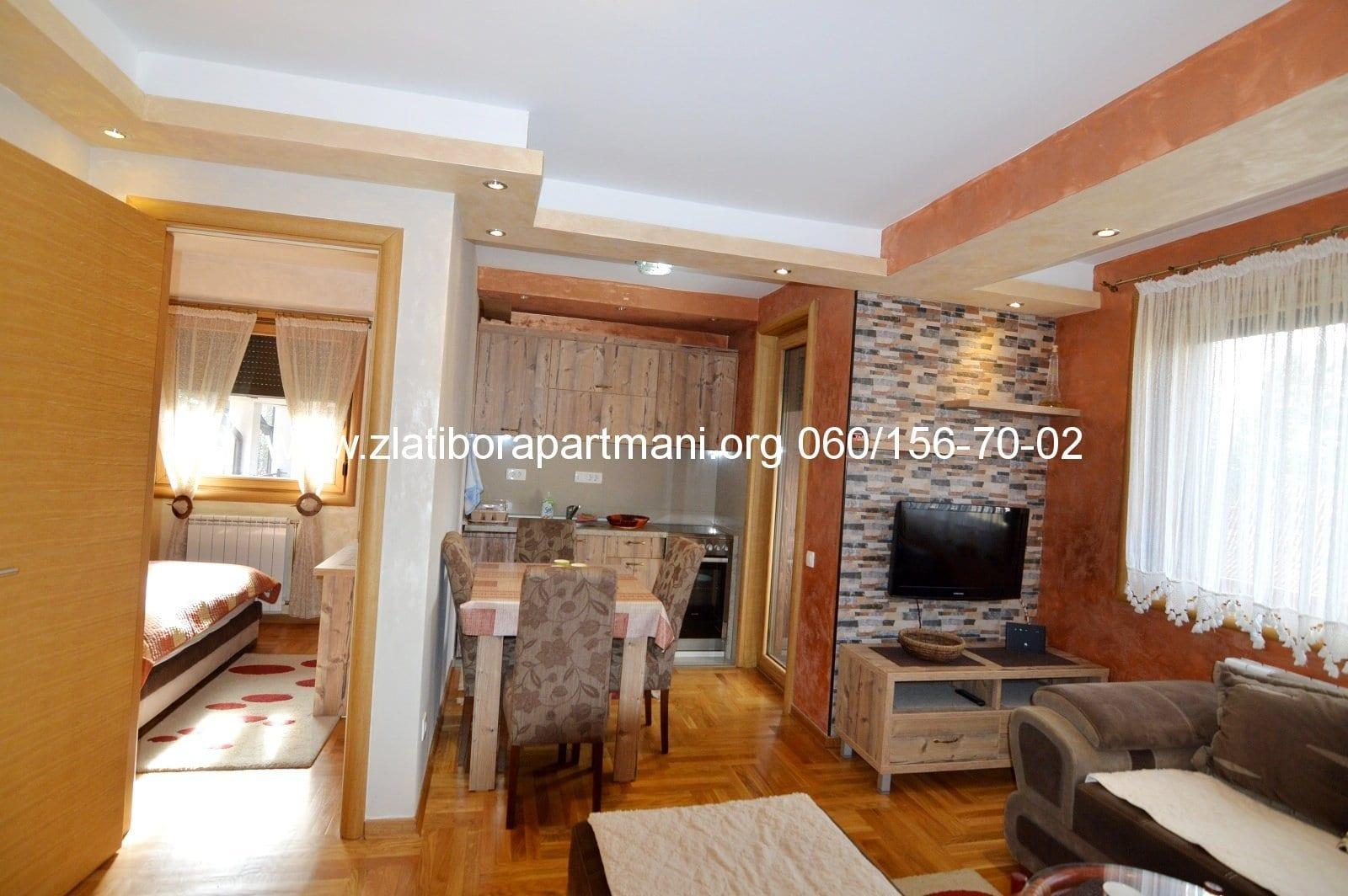 Apartman Copper Lux Zlatibor Apartmani Smeštaj