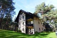 Vila u Borovom parku Zlatibor smeštaj